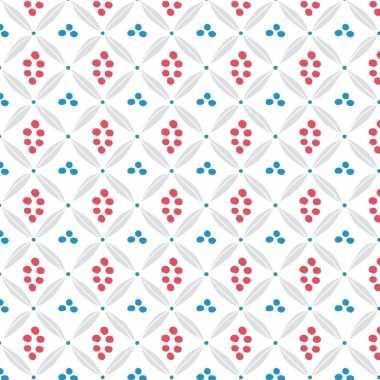 20x papieren servetjes wit met stippenprint 33 x 33 cm kopen