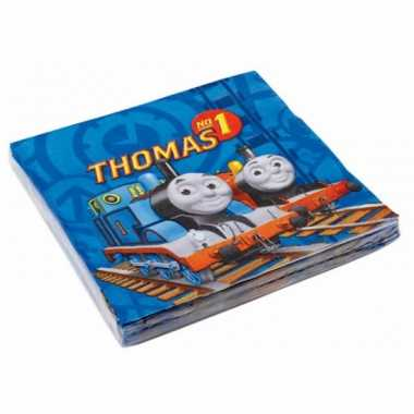 Papieren servetten Thomas de Trein kopen