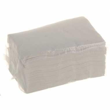 Servetten voor servettendispenser 100 stuks kopen