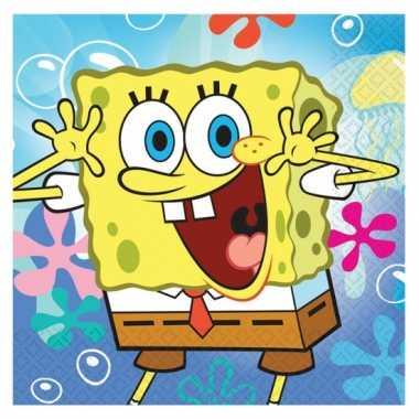 Spongebob papieren servetten kopen