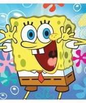 Spongebob papieren servetten